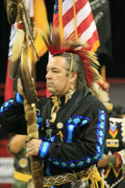 Seminole Indian 36th PowWow Hardrock Resort 10-Feb-2007 - (101)