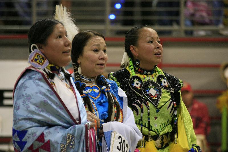 Seminole Indian 36th PowWow Hardrock Resort 10-Feb-2007 - (285)
