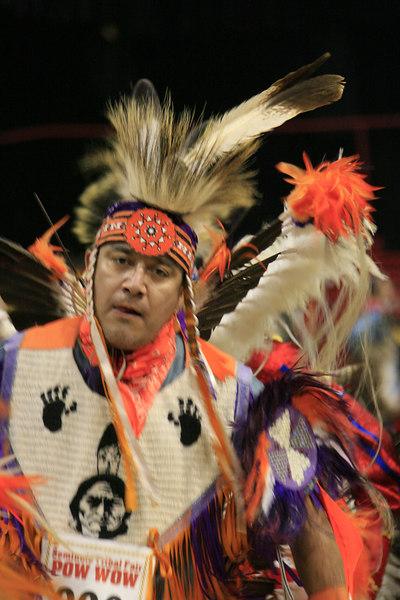 Seminole Indian 36th PowWow Hardrock Resort 10-Feb-2007 - (156)