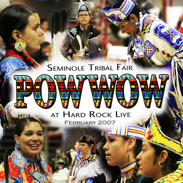 Seminole Indian 36th PowWow Hardrock Resort 10-Feb-2007 - (9)JE