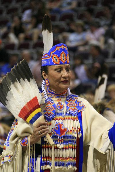 Seminole Indian 36th PowWow Hardrock Resort 10-Feb-2007 - (240)
