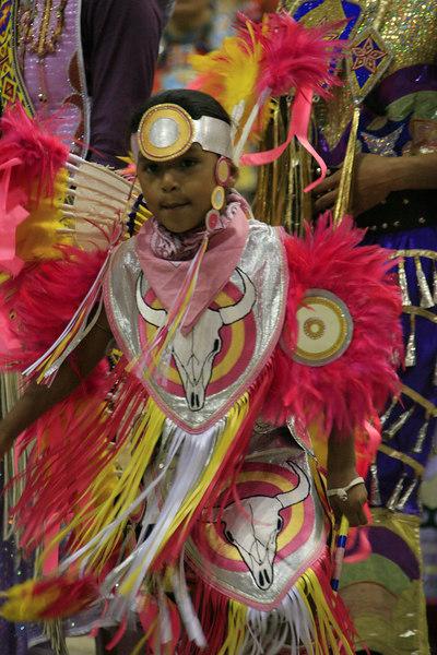 Seminole Indian 36th PowWow Hardrock Resort 10-Feb-2007 - (237)