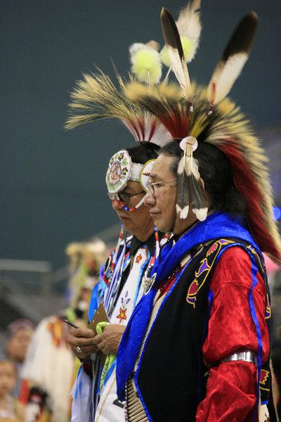 Seminole Indian 36th PowWow Hardrock Resort 10-Feb-2007 - (244)