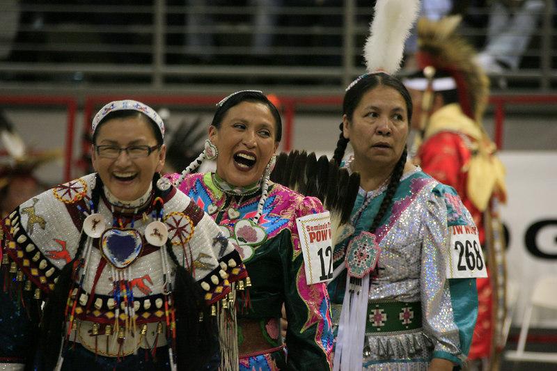 Seminole Indian 36th PowWow Hardrock Resort 10-Feb-2007 - (290)