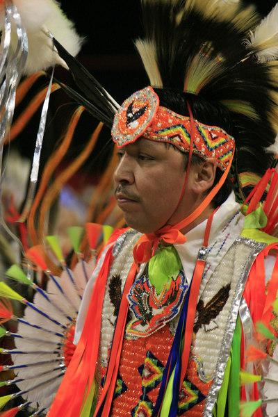 Seminole Indian 36th PowWow Hardrock Resort 10-Feb-2007 - (155)