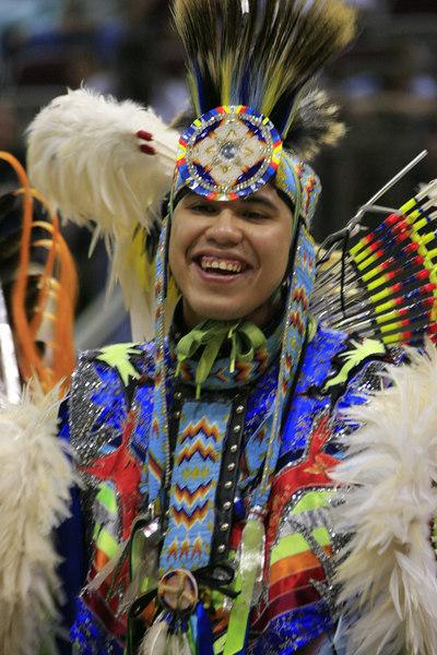 Seminole Indian 36th PowWow Hardrock Resort 10-Feb-2007 - (197)