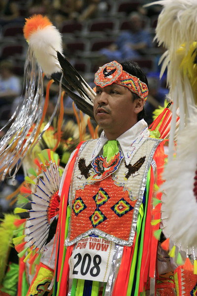 Seminole Indian 36th PowWow Hardrock Resort 10-Feb-2007 - (198)