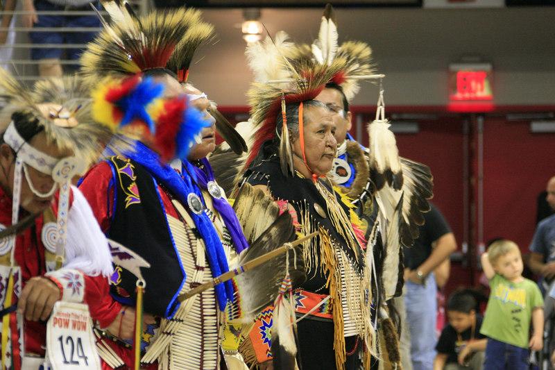 Seminole Indian 36th PowWow Hardrock Resort 10-Feb-2007 - (279)