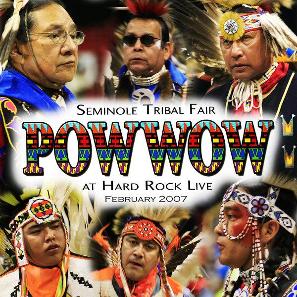 Seminole Indian 36th Annual PowWow Hardrock Resort 2007 Feb 10