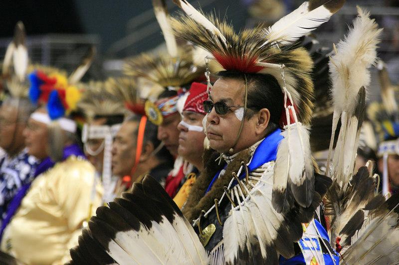 Seminole Indian 36th PowWow Hardrock Resort 10-Feb-2007 - (170)