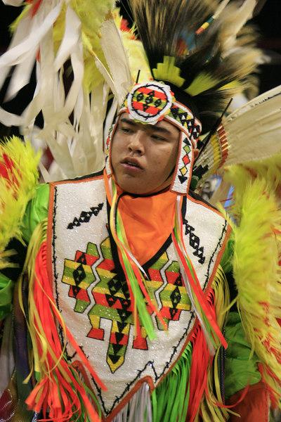 Seminole Indian 36th PowWow Hardrock Resort 10-Feb-2007 - (161)
