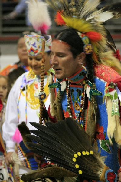 Seminole Indian 36th PowWow Hardrock Resort 10-Feb-2007 - (254)