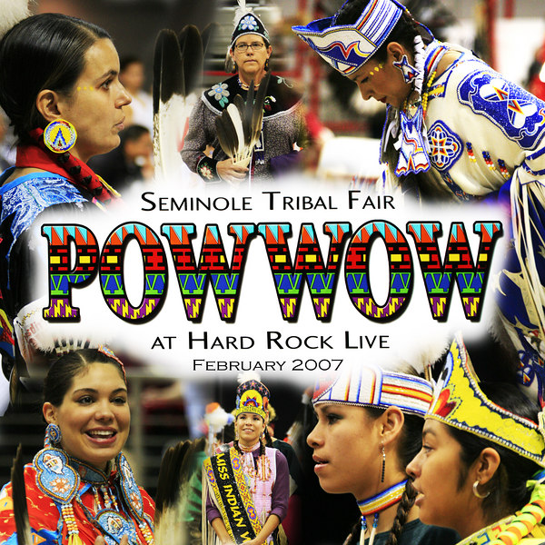 36th Annual Seminole Indian Tribal Event, February, 2007