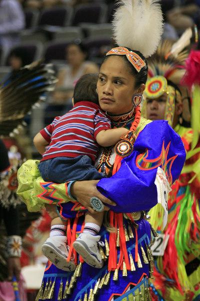 Seminole Indian 36th PowWow Hardrock Resort 10-Feb-2007 - (236)