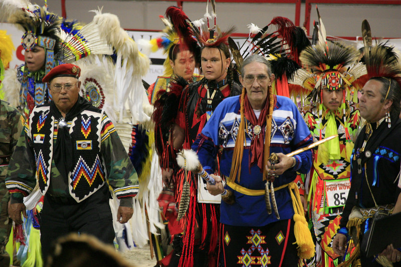 Seminole Indian 36th PowWow Hardrock Resort 10-Feb-2007 - (192)