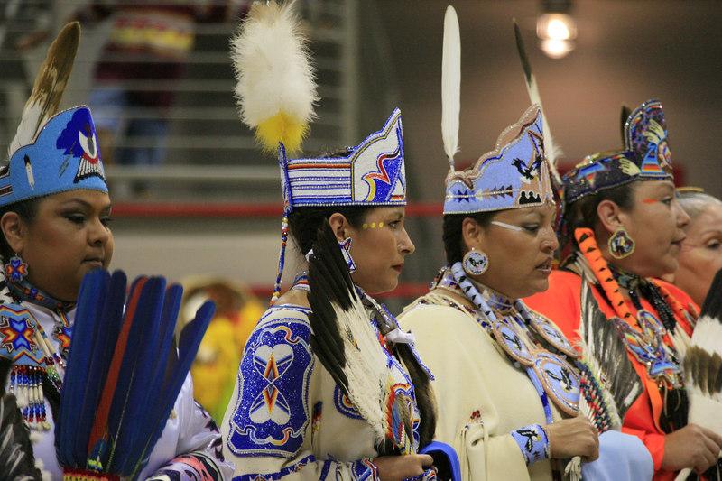 Seminole Indian 36th PowWow Hardrock Resort 10-Feb-2007 - (308)