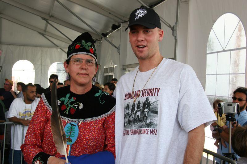 Seminole Tribal Fair - 34th Annual Event - February 2005 - 0277