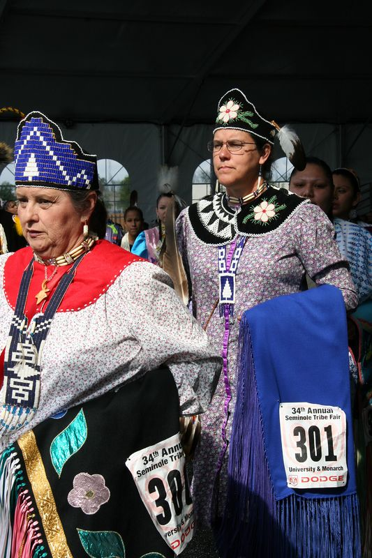Seminole Tribal Fair - 34th Annual Event - February 2005 - b0040