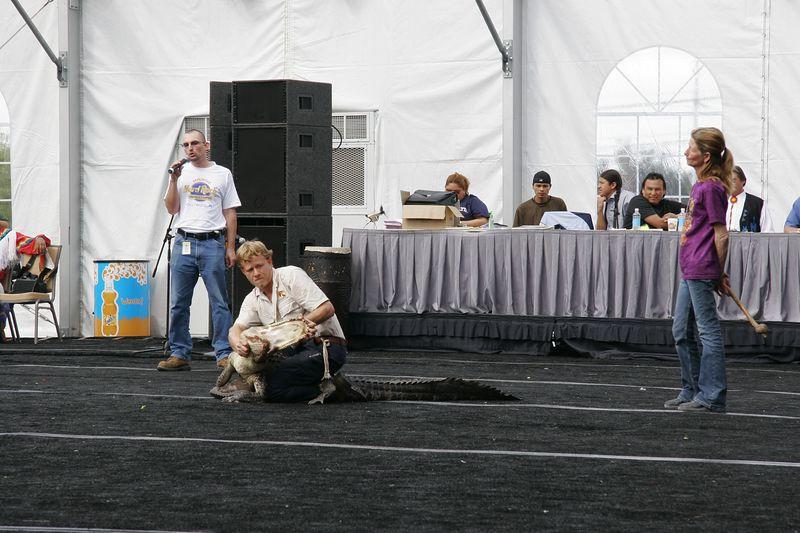 Seminole Tribal Fair - 34th Annual Event - February 2005 - b0007
