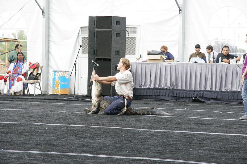 Seminole Tribal Fair - 34th Annual Event - February 2005 - b0005