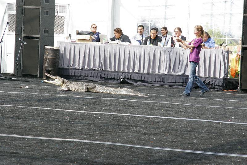 Seminole Tribal Fair - 34th Annual Event - February 2005 - b0014