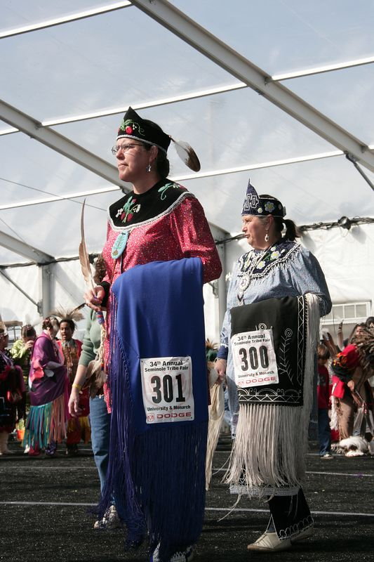 Seminole Tribal Fair - 34th Annual Event - February 2005 - 0196