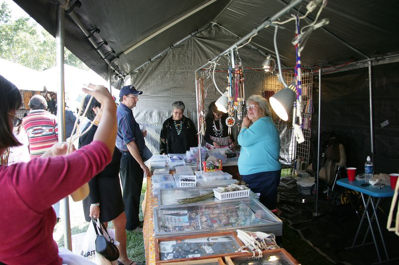 Seminole Tribal Fair - 34th Annual Event - February 2005 - 0333