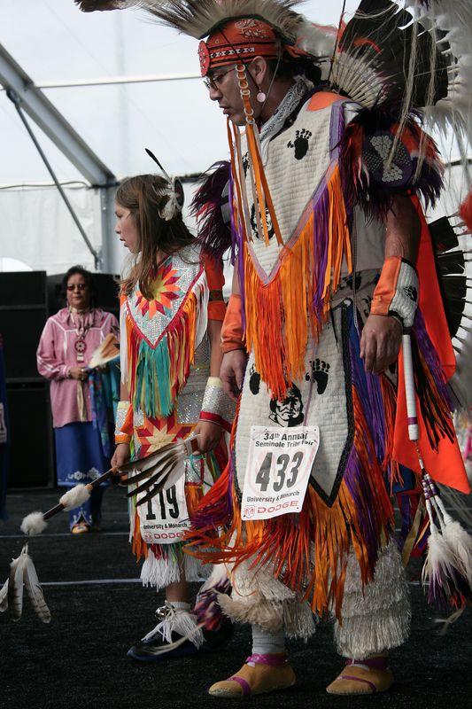 Seminole Tribal Fair - 34th Annual Event - February 2005 - 0157