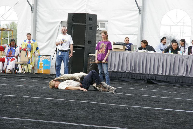 Seminole Tribal Fair - 34th Annual Event - February 2005 - b0013