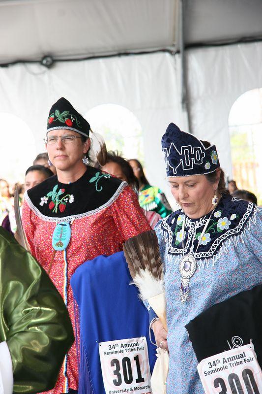 Seminole Tribal Fair - 34th Annual Event - February 2005 - 0091