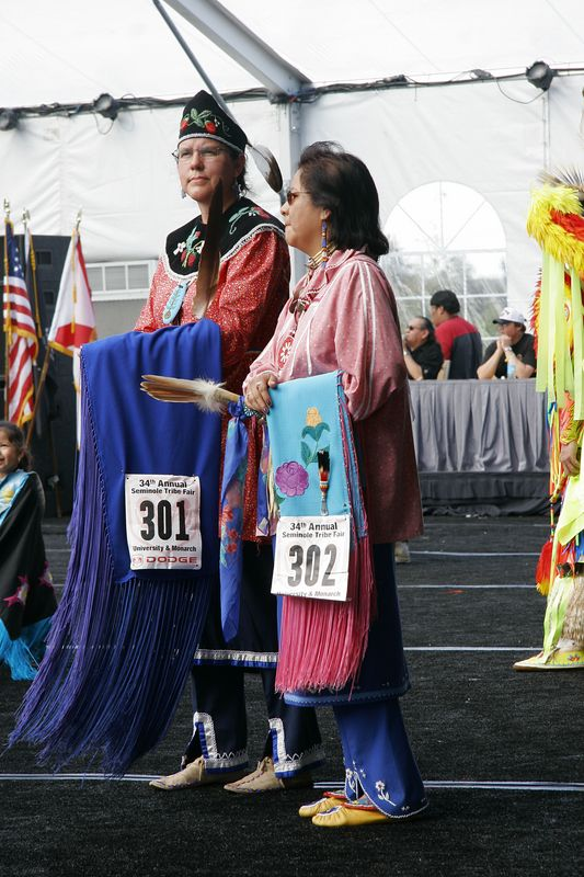 Seminole Tribal Fair - 34th Annual Event - February 2005 - 0132