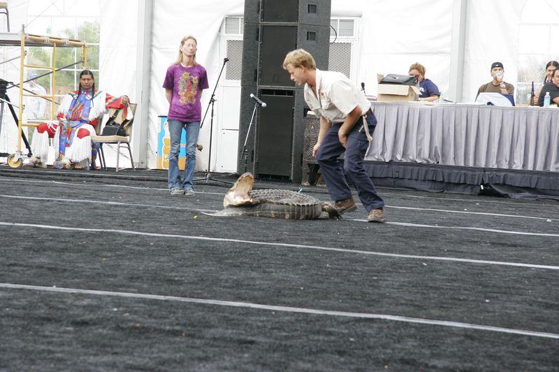 Seminole Tribal Fair - 34th Annual Event - February 2005 - b0003