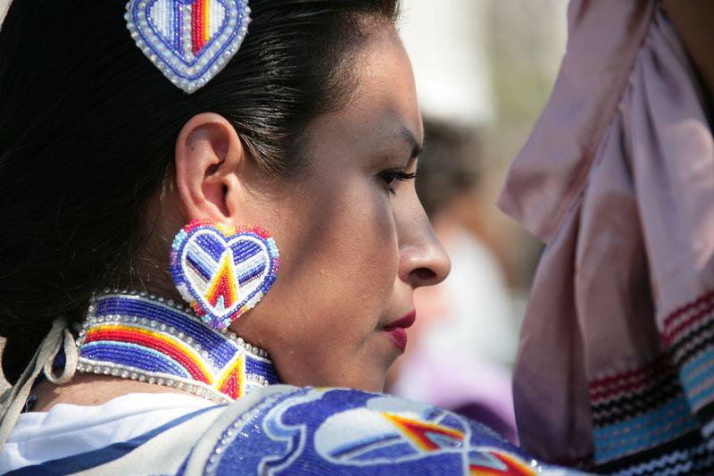Seminole Tribal Fair - 34th Annual Event - February 2005 - 0301