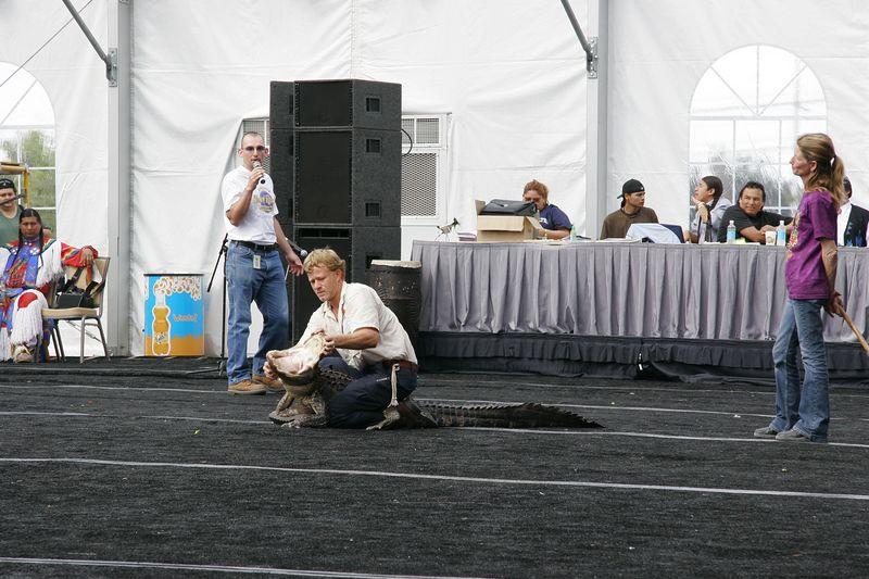 Seminole Tribal Fair - 34th Annual Event - February 2005 - b0006