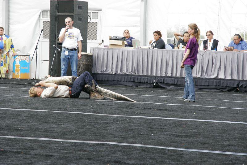 Seminole Tribal Fair - 34th Annual Event - February 2005 - b0010
