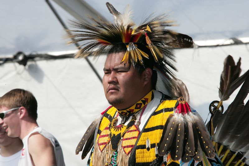 Seminole Tribal Fair - 34th Annual Event - February 2005 - 0258