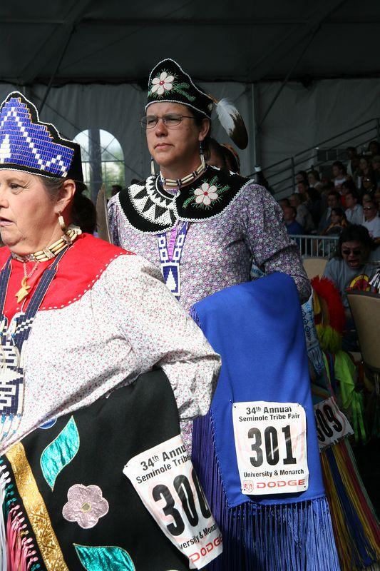 Seminole Tribal Fair - 34th Annual Event - February 2005 - b0039