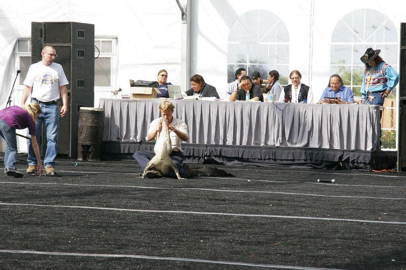 Seminole Tribal Fair - 34th Annual Event - February 2005 - b0015