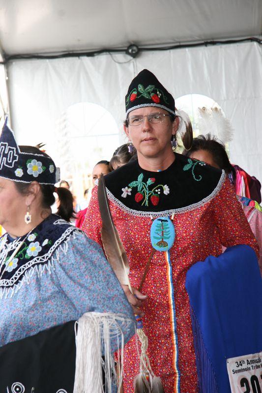 Seminole Tribal Fair - 34th Annual Event - February 2005 - 0088