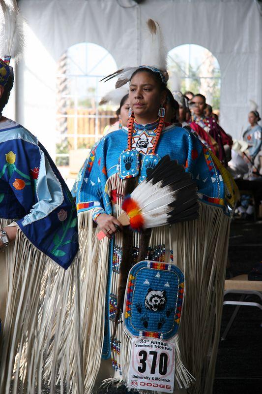Seminole Tribal Fair - 34th Annual Event - February 2005 - 0089