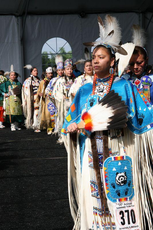 Seminole Tribal Fair - 34th Annual Event - February 2005 - b0038