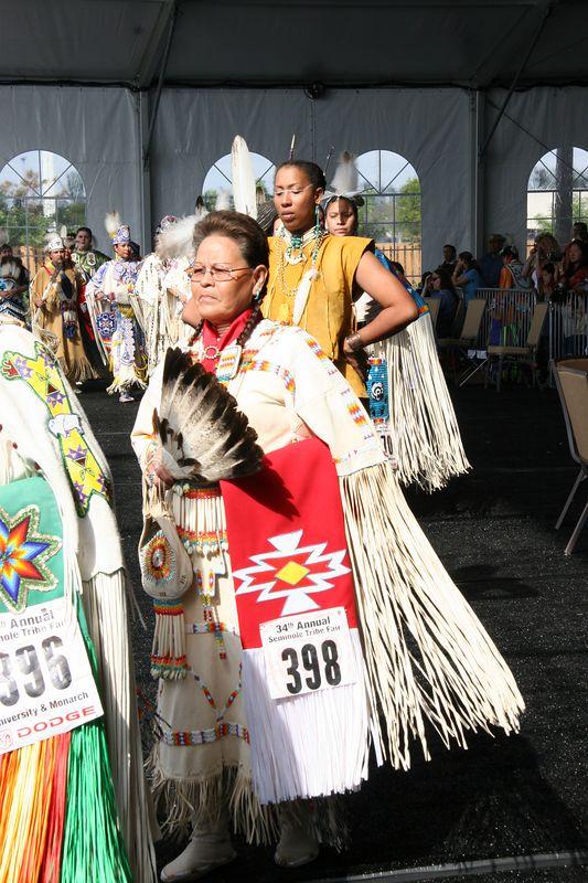 Seminole Tribal Fair - 34th Annual Event - February 2005 - b0037