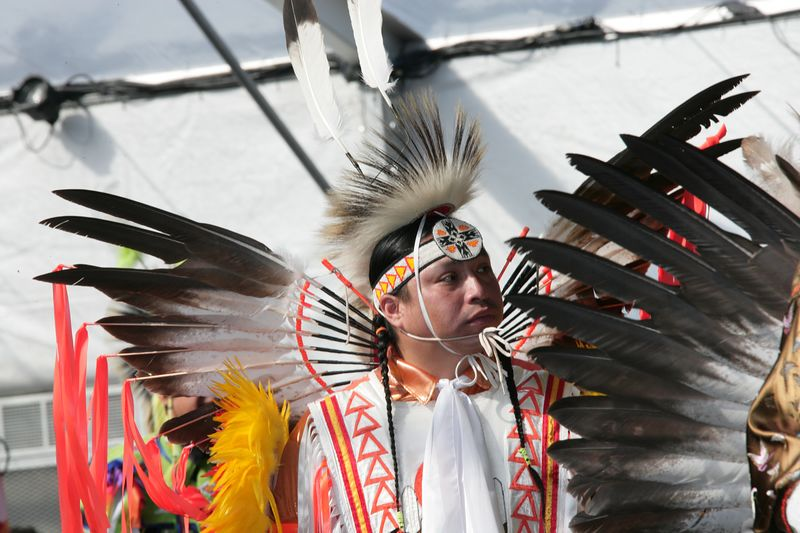 Seminole Tribal Fair - 34th Annual Event - February 2005 - 0264