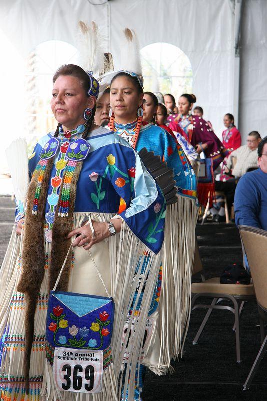 Seminole Tribal Fair - 34th Annual Event - February 2005 - 0092