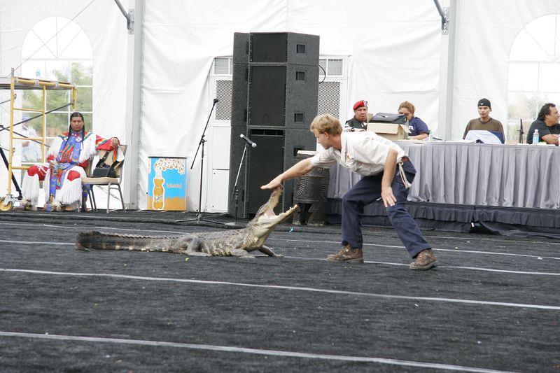 Seminole Tribal Fair - 34th Annual Event - February 2005 - b0002