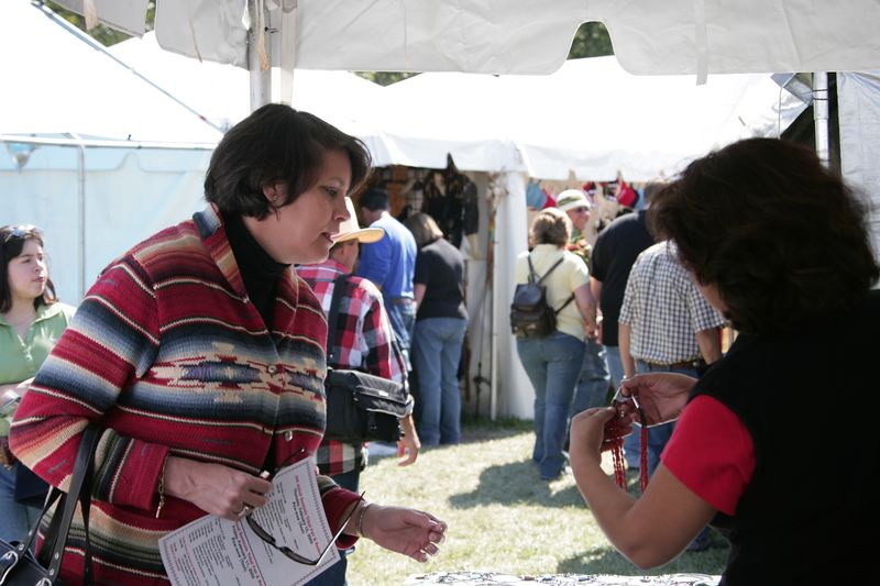 Seminole Tribal Fair - 34th Annual Event - February 2005 - 0346