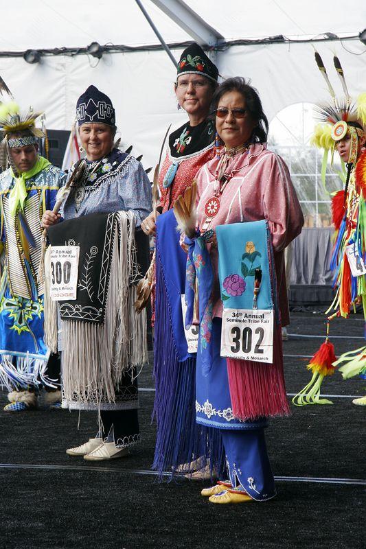 Seminole Tribal Fair - 34th Annual Event - February 2005 - 0140