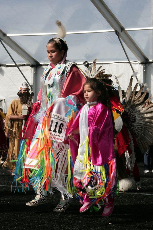 Seminole Tribal Fair - 34th Annual Event - February 2005 - 0193