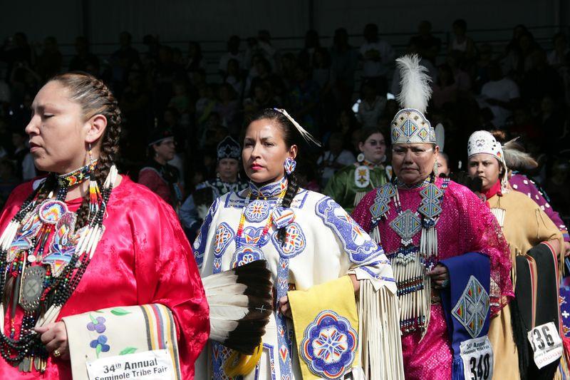 Seminole Tribal Fair - 34th Annual Event - February 2005 - 0280