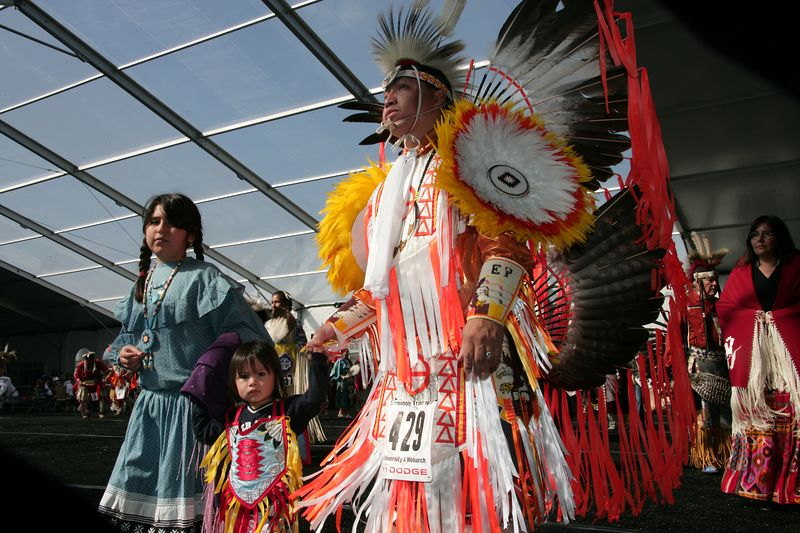 Seminole Tribal Fair - 34th Annual Event - February 2005 - 0255